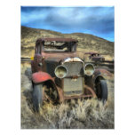 Old timer automobile photo