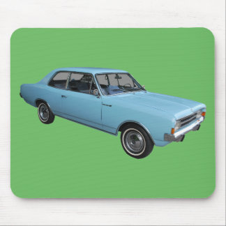 Old timer Opel Rekord Mouse Pad