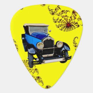Old timer plectrum