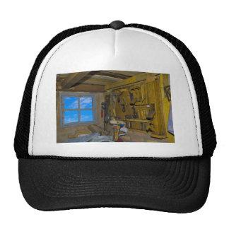 old tools cap