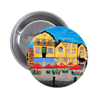 Old Town 6 Cm Round Badge