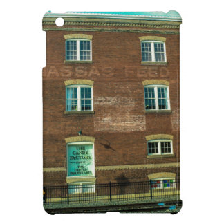 Old Town Building iPad Mini Covers