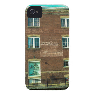 Old Town Building iPhone 4 Case-Mate Cases