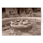 Old Town Fountain Stationery Note Card