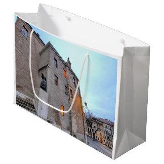 Old Town of Geneva Large Gift Bag