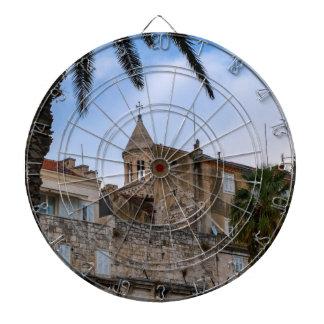 Old town, Split, Croatia Dart Boards