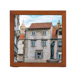 Old town, Split, Croatia Desk Organiser