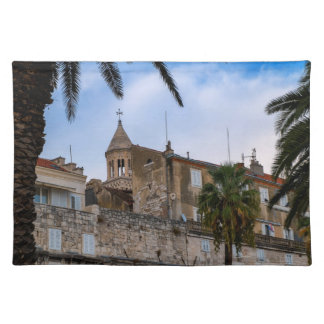 Old town, Split, Croatia Placemat