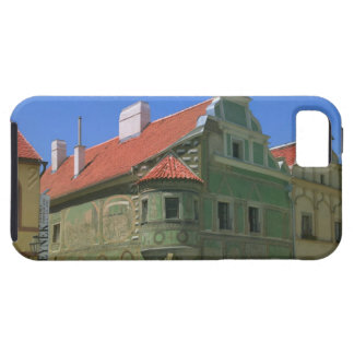 Old town square surrounded by 16th-century 2 iPhone 5 case