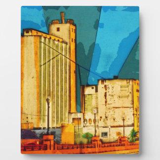 Old Town Tempe - Hayden Flour Mill Plaque