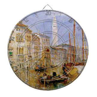 old town Venice Dartboard