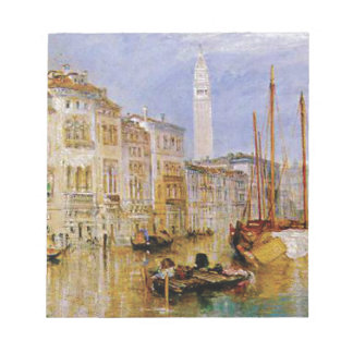 old town Venice Notepad