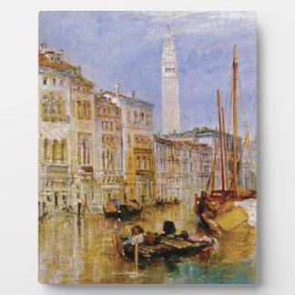 old town Venice Plaque