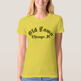 Old Town Women's American Apparel Organic T-Shirt