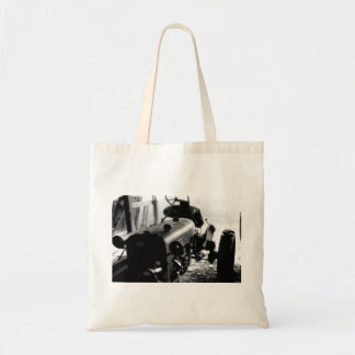 Old Tractor Tote Bags