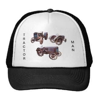 OLD TRACTOR-HAT CAP