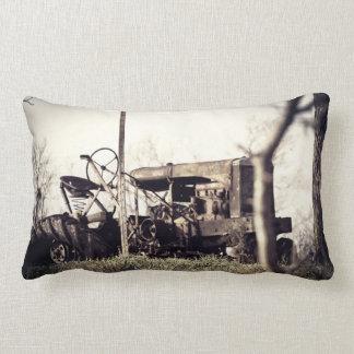 Old Tractor Lumbar Cushion