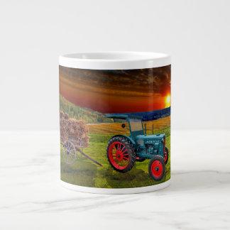 Old Trecker Large Coffee Mug