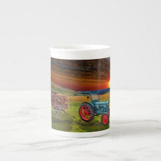 Old Trecker Tea Cup