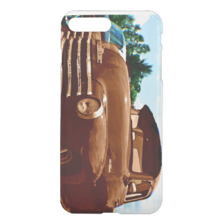 Old truck as a painting iPhone7 deflector case