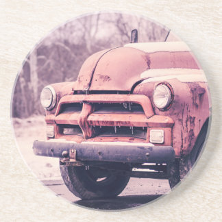 Old Truck Drink Coasters