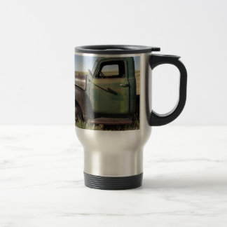 Old Truck Travel Mug