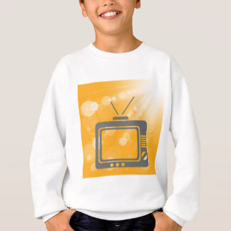 old tv sweatshirt