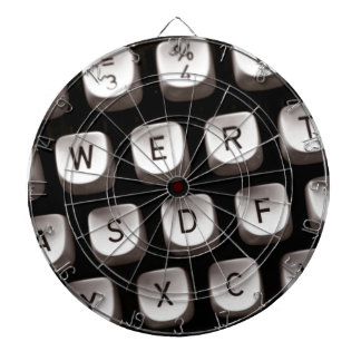 Old_Typewriter Dartboard