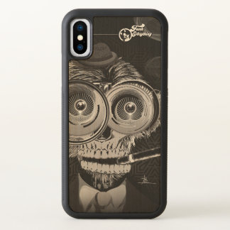 """""""Old Uncle Roy"""" Wooden iPhone case"""