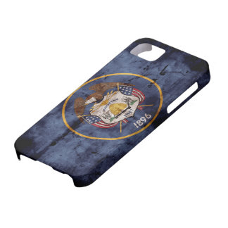 Old Utah Flag; Barely There iPhone 5 Case
