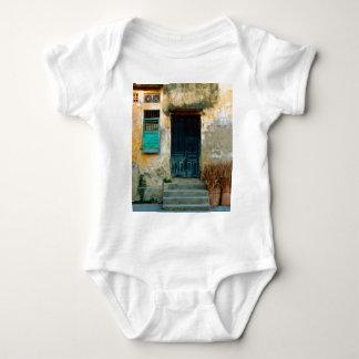 Old Vietnamese embankment Baby Bodysuit