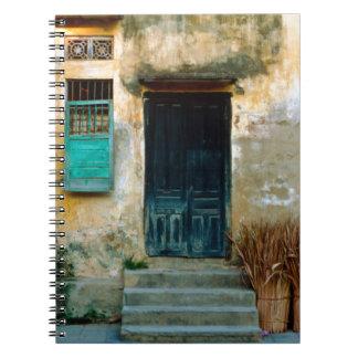 Old Vietnamese embankment Notebooks