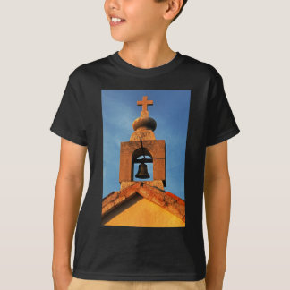 Old village church on the island Pag in Croatia T-Shirt
