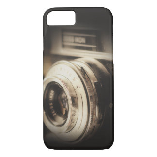 Old Vintage Camera iPhone 7 Case