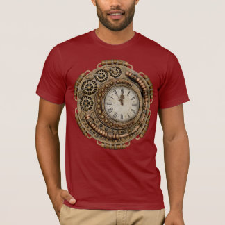 Old Vintage Clock T-Shirt