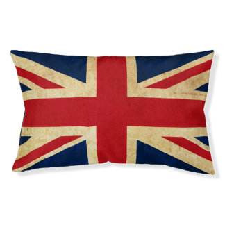 Union Jack Dog Bed Pets At Home