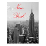 Old Vintage New York City Travel Picture Postcard