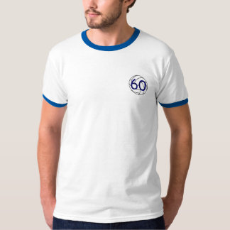 Old Volleyball Players Never Die 60 T-Shirt