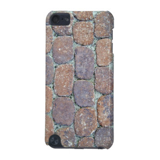 Old Weathered Stone Pavement Background iPod Touch (5th Generation) Covers