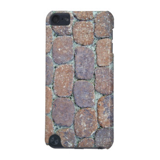 Old Weathered Stone Pavement Background iPod Touch (5th Generation) Case
