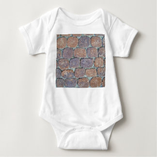 Old Weathered Stone Pavement Background Tees