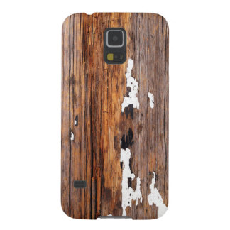 Old Weathered Wood Galaxy S5 Cover