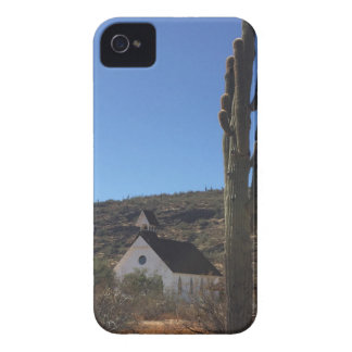 Old West Church iPhone 4 Case-Mate Cases