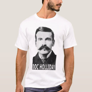 OLD WEST LEGEND DOC HOLLIDAY T-Shirt