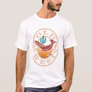 Old West Roadrunner T-Shirt