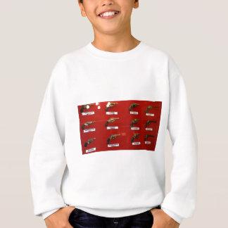 Old West Six-shooters Sweatshirt