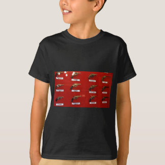 Old West Six-shooters T-Shirt