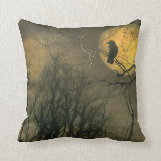 Old Wicked Moon Cushion