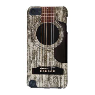 Old Wood Acoustic Guitar iPod Touch (5th Generation) Covers