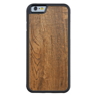 Old wood grain look maple iPhone 6 bumper